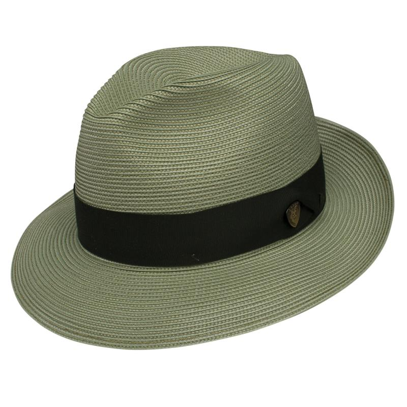 Dobbs Rosebud Milan Straw Hats DSRBUD-15210767