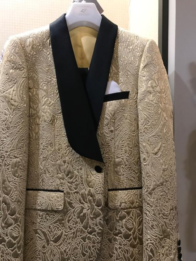 Rossi Man Slim Fit 3 piece Suits