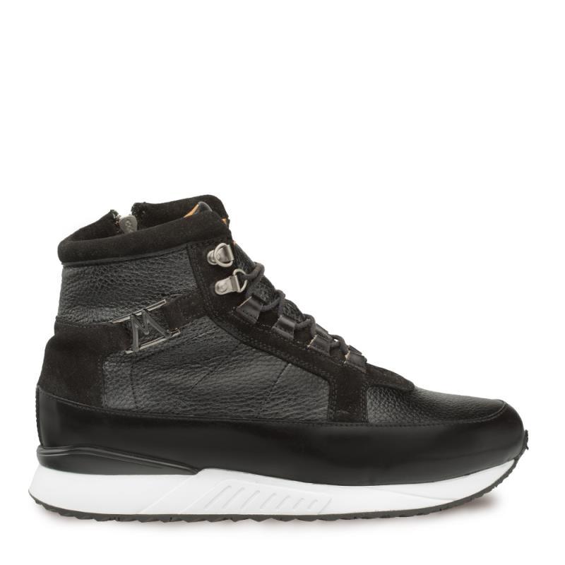 Mezlan Cardew Calfskin High Top Sneaker 9776