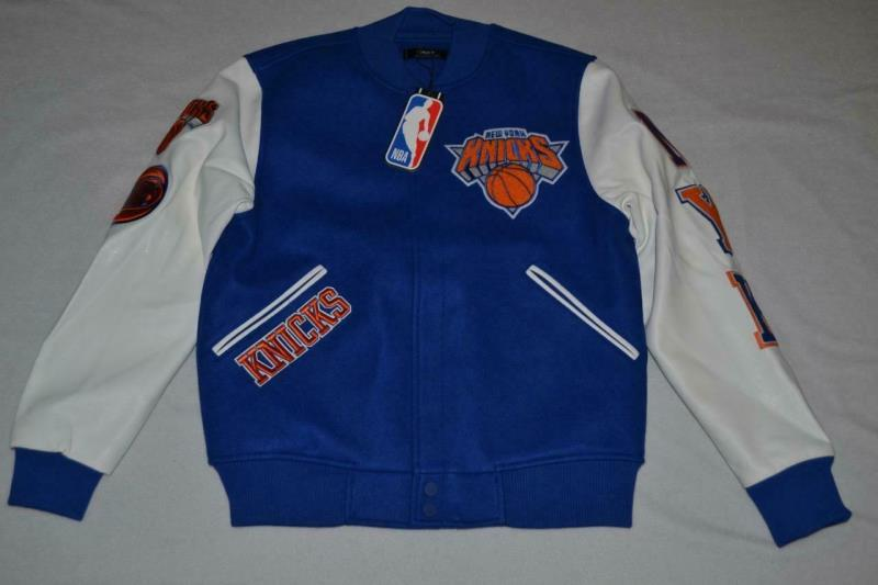 Pro Standard NBA New York Knicks Varsity Jacket (S-3x)