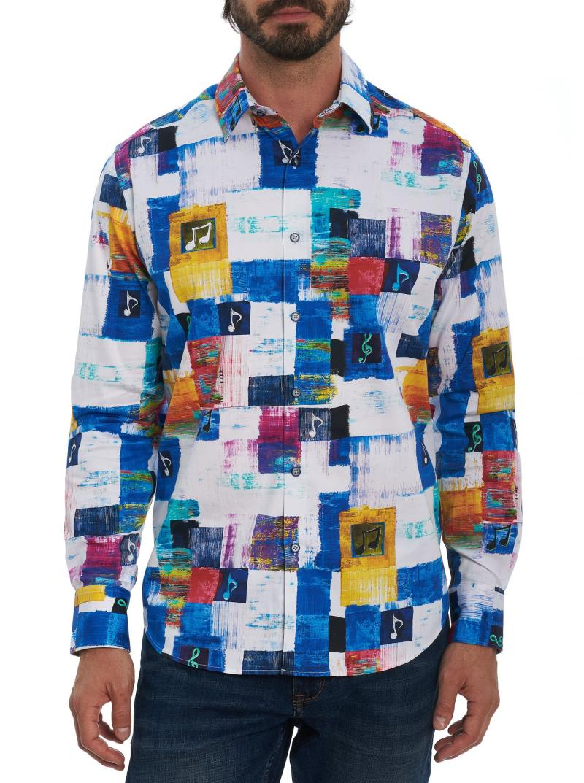 Robert Graham Ensemble Sport Shirt Multi