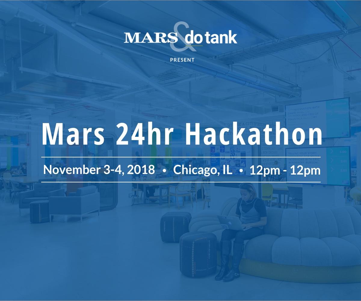 Mars 24hr Hackathon