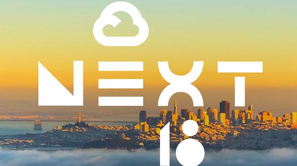 Google Cloud NEXT Extended 2018