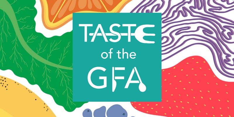 1st Annual Taste of the GFA