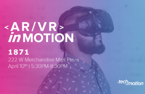 AR/VR in Motion: Hands on Demo Day