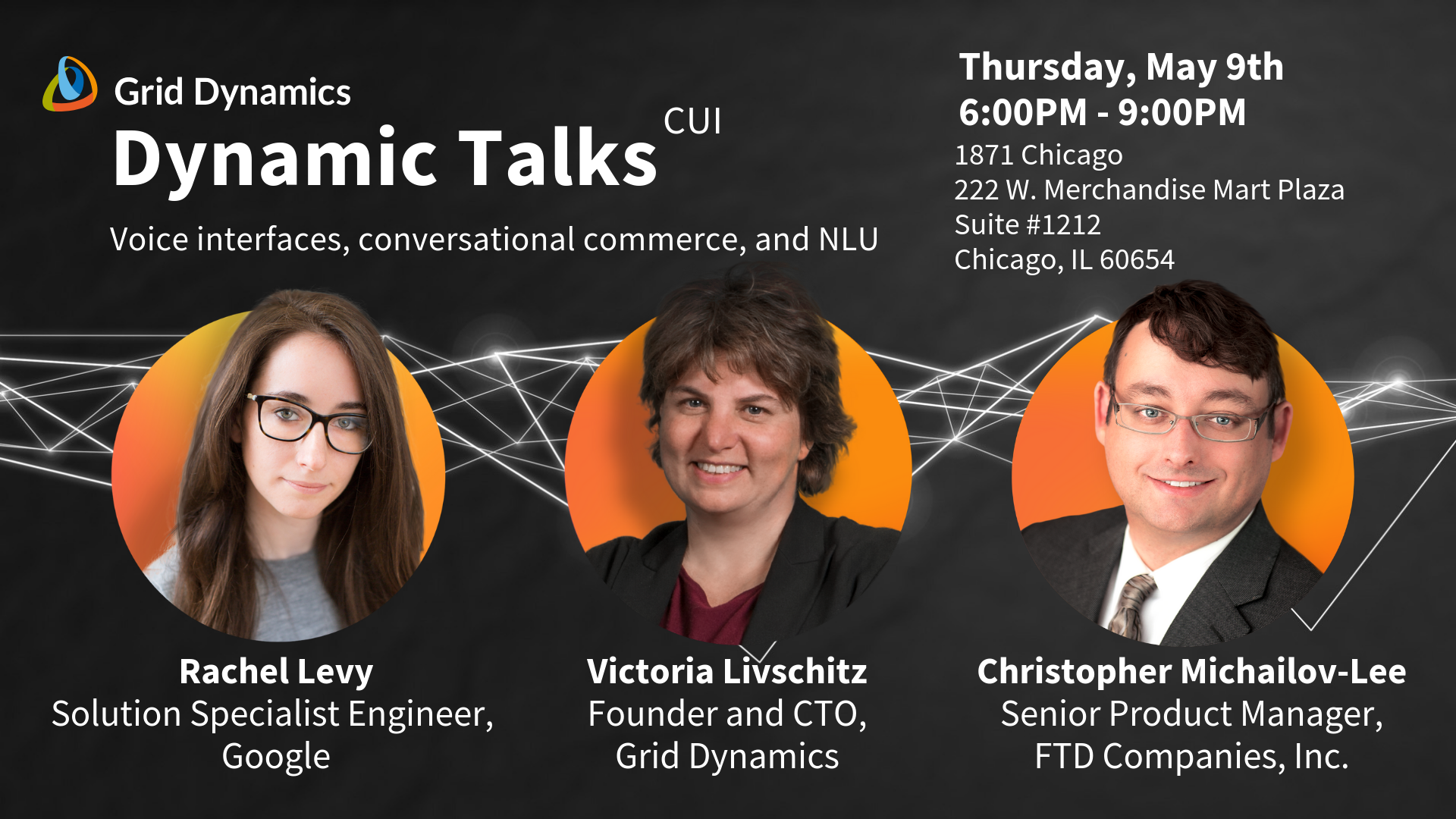 Dynamic Talks: Chicago
