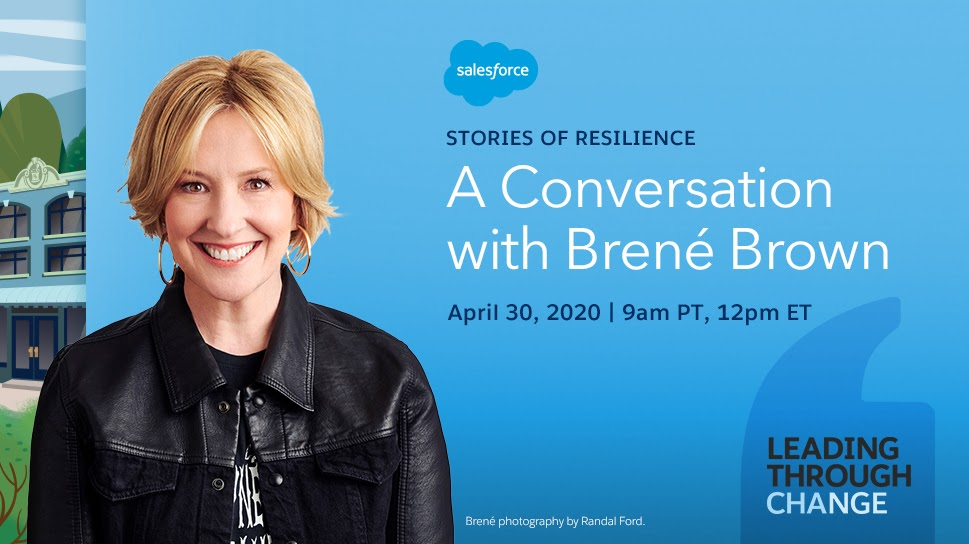 Stories of Resilience: A Conversation with Brené Brown