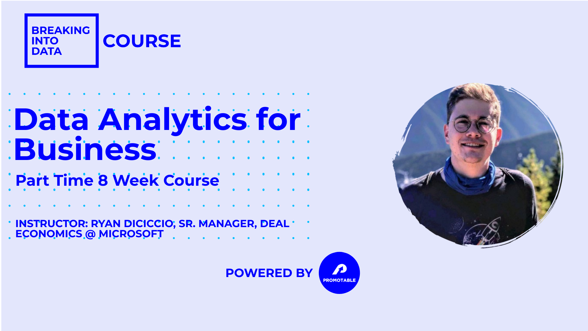 [VIRTUAL] Data Analytics for Business - Part Time 8 Week Course