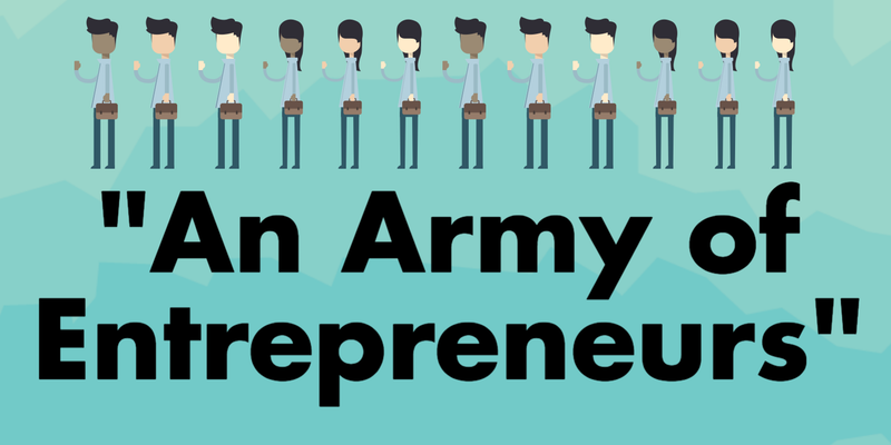 DePaul Entrepreneurship Symposium: An Army of Entrepreneurs
