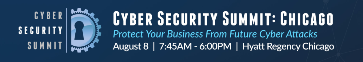 Cyber Security Summit: Chicago