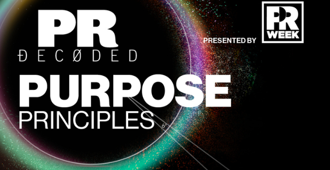 PRDecoded: Purpose Principles