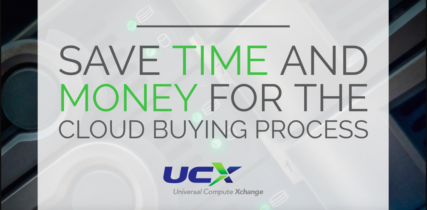 Save Time and Money on the Cloud Buying Process