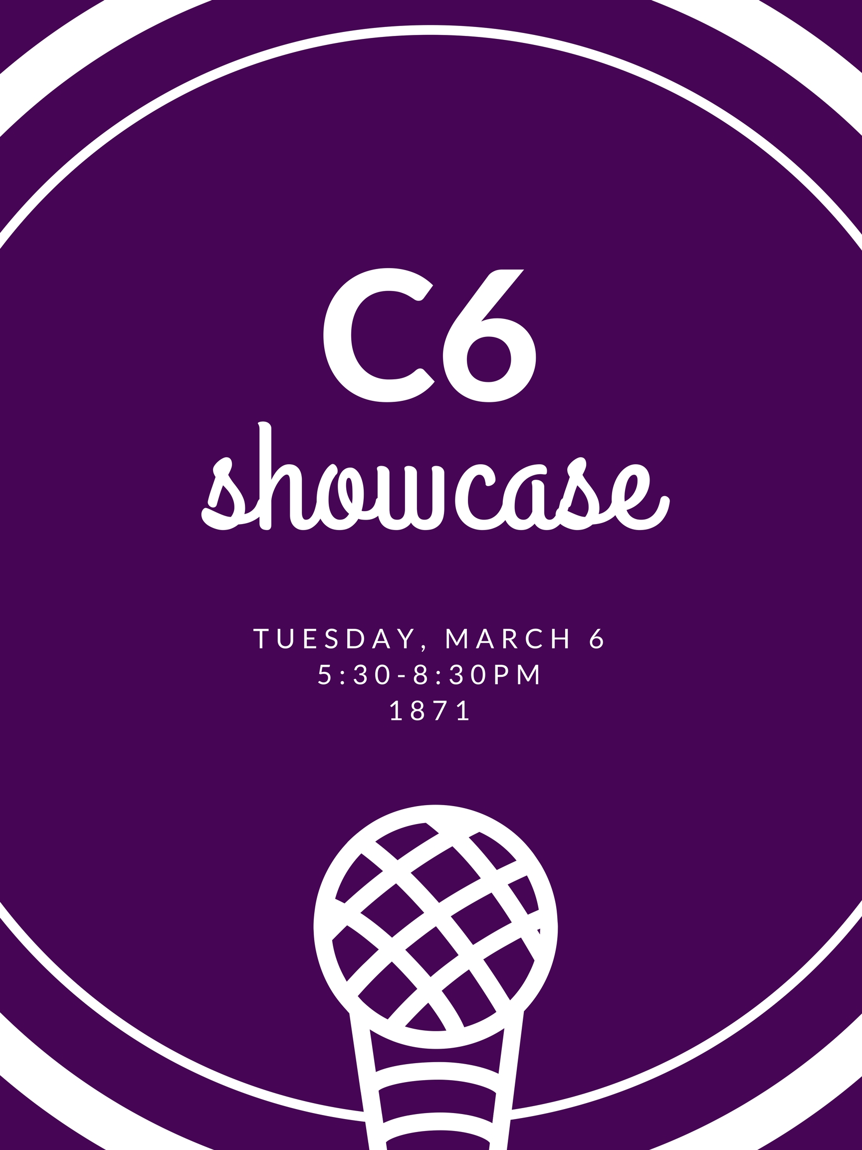 {WiSTEM} C6 Showcase