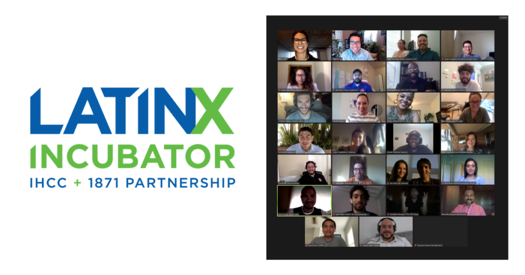 Latinx Incubator Cohort 7 Showcase