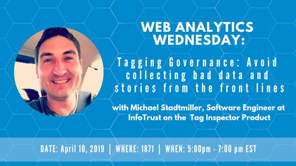 Web Analytics Wednesday: Tagging Governance