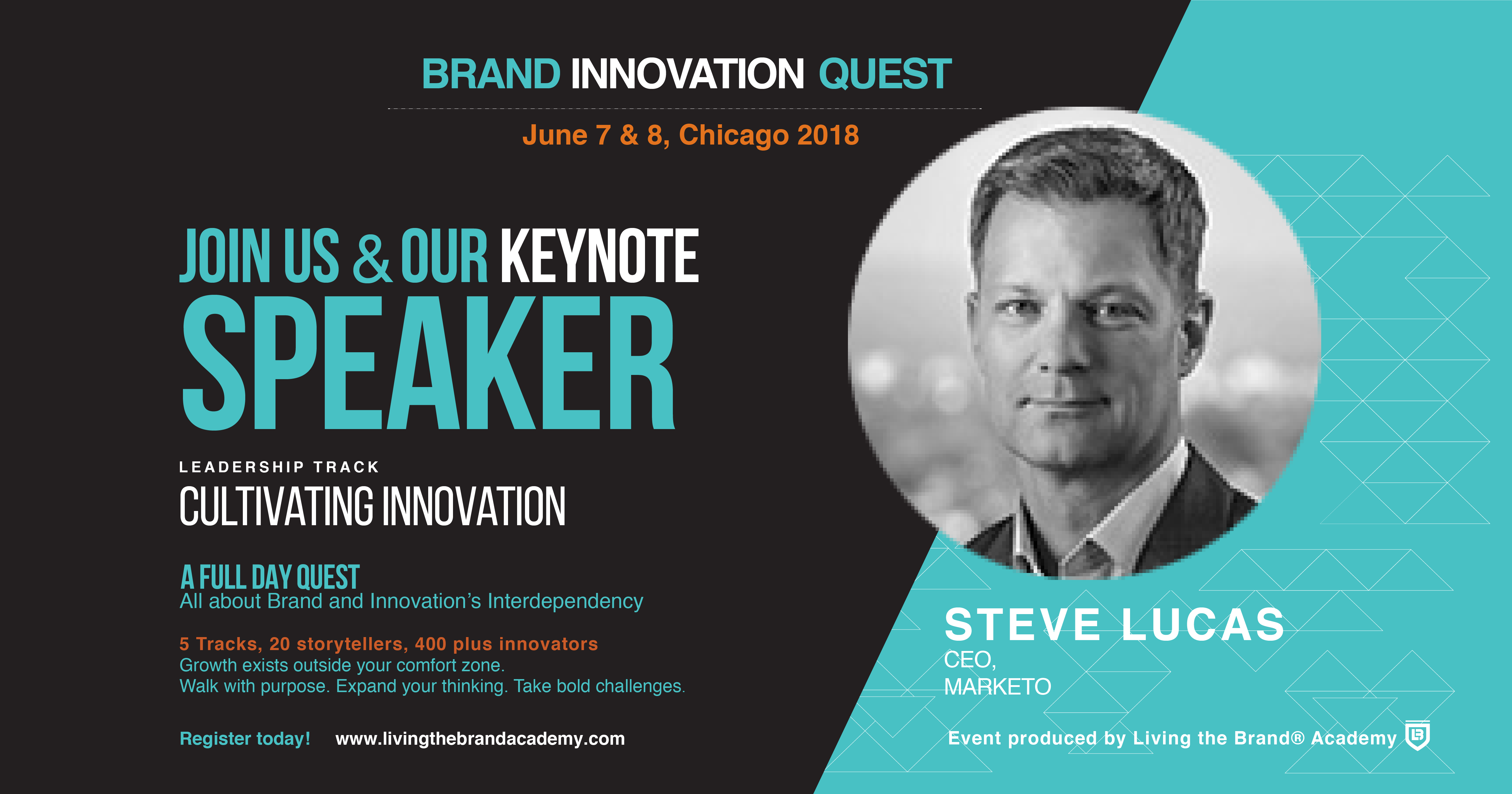 BRAND INNOVATION QUEST Chicago 2018 Kickoff Reception