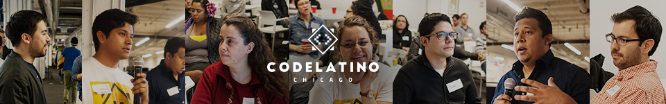 Intro To React JS Workshop, Hosted by Code Latino