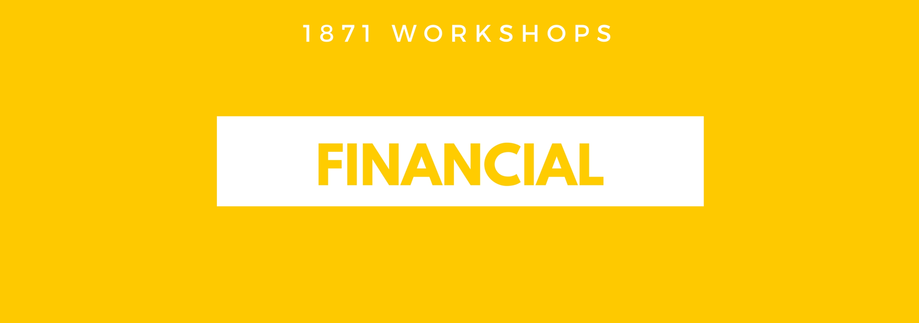 Investment 101 for Entrepreneurs: Introduction to Financial Planning and to the Financial Markets