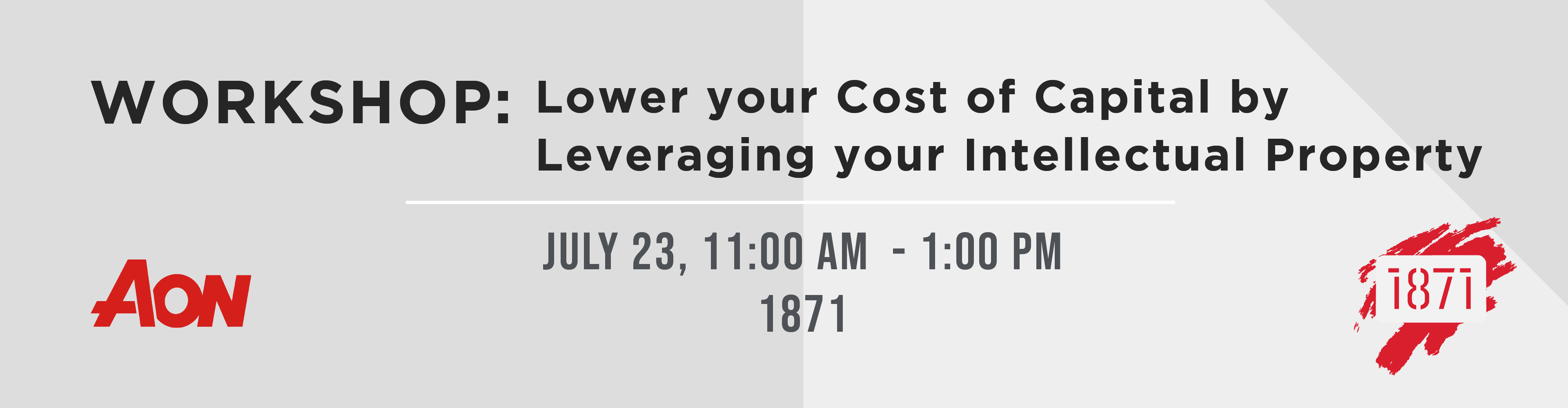 Learn to Lower Your Cost of Capital by Leveraging IP