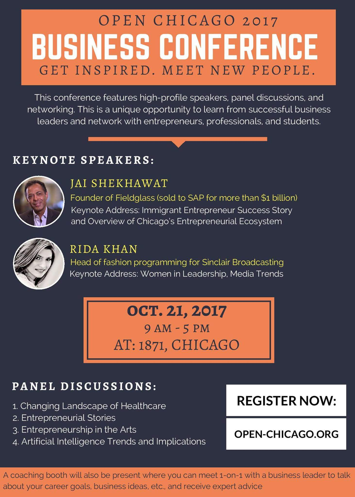 OPEN Chicago Annual Business Conference