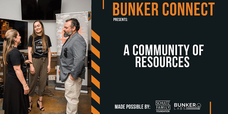 Bunker Connect: A Community of Resources