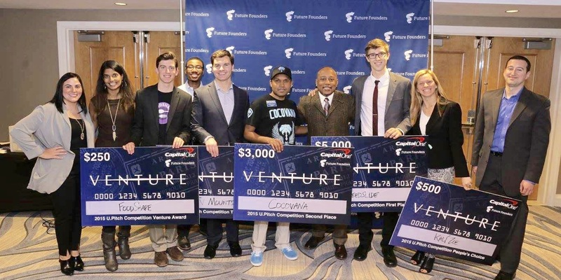 Future Founders: 3rd Annual U.Pitch Competition and Showcase