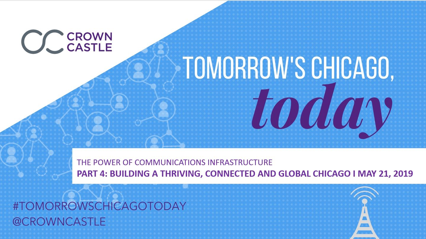 Building a Thriving, Connected and Global Chicago