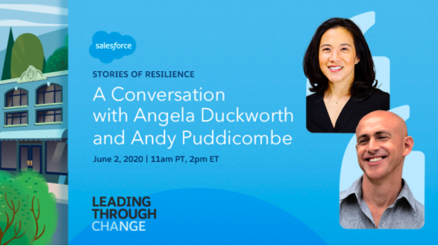 Stories of Resilience: A Conversation with Angela Duckworth and Randy Puddicombe
