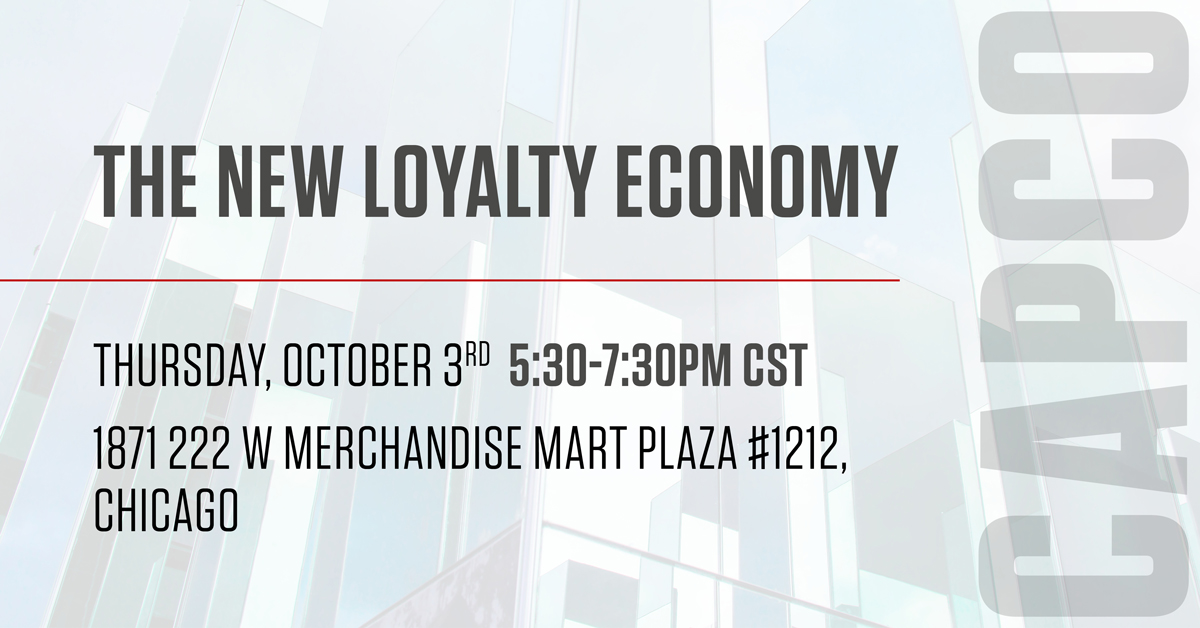The New Loyalty Economy