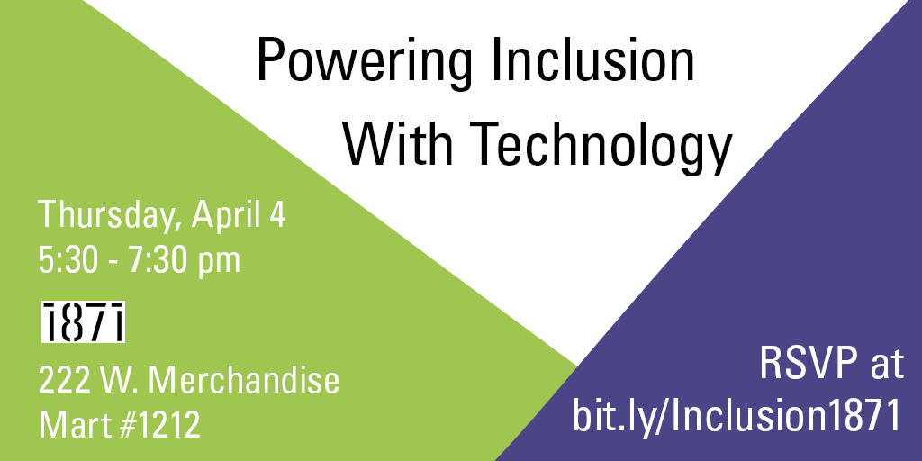 Powering Inclusion With Technology