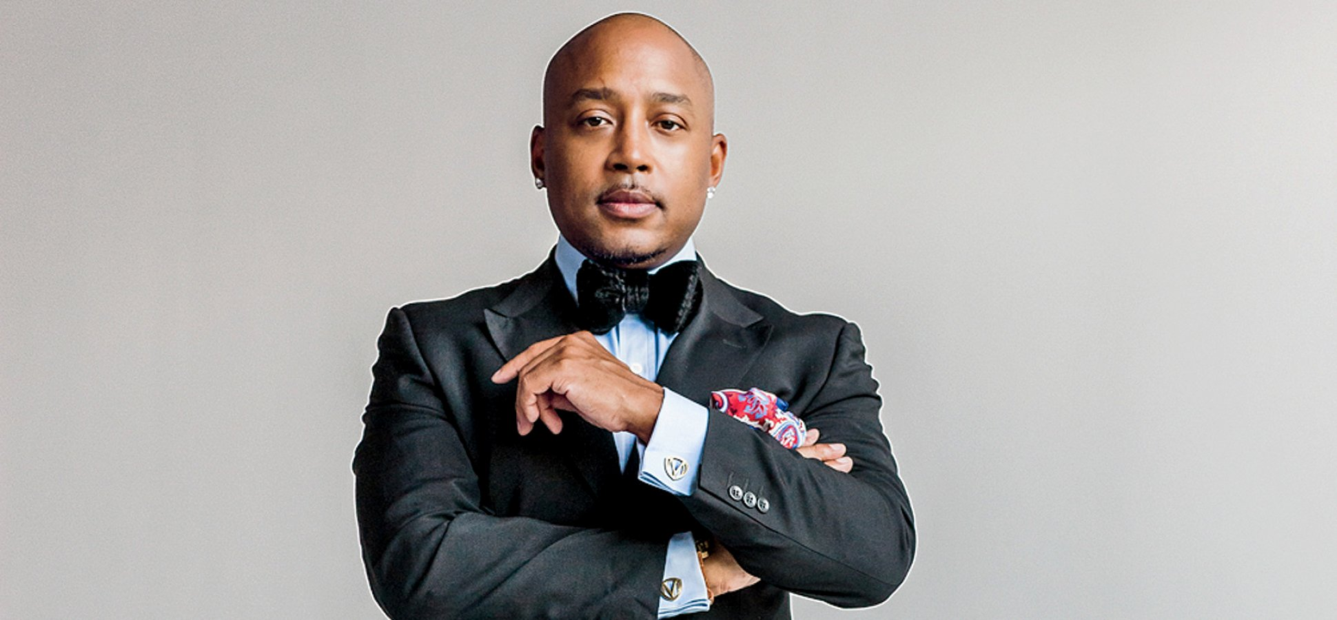 A Conversation with Daymond John