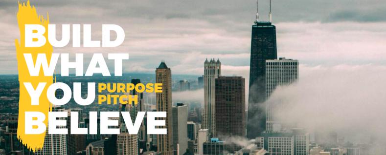 2nd Annual Purpose Pitch