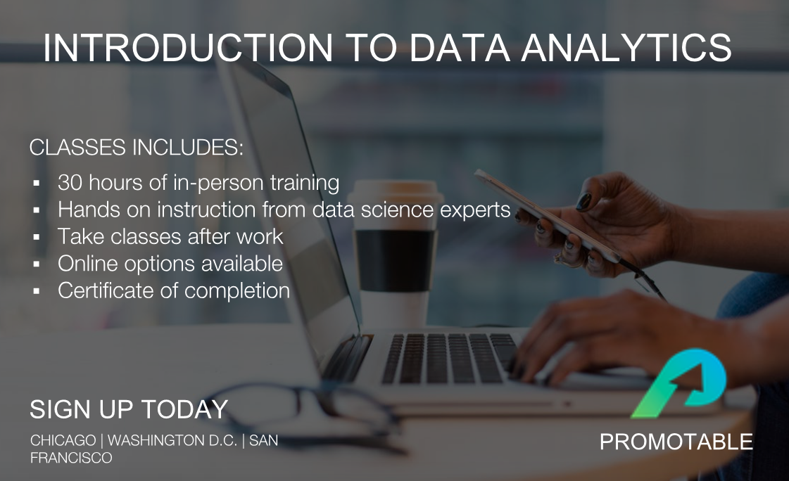 Intro to Data Analytics