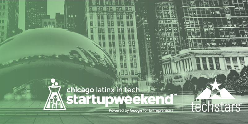 Startup Weekend Latinx Chicago