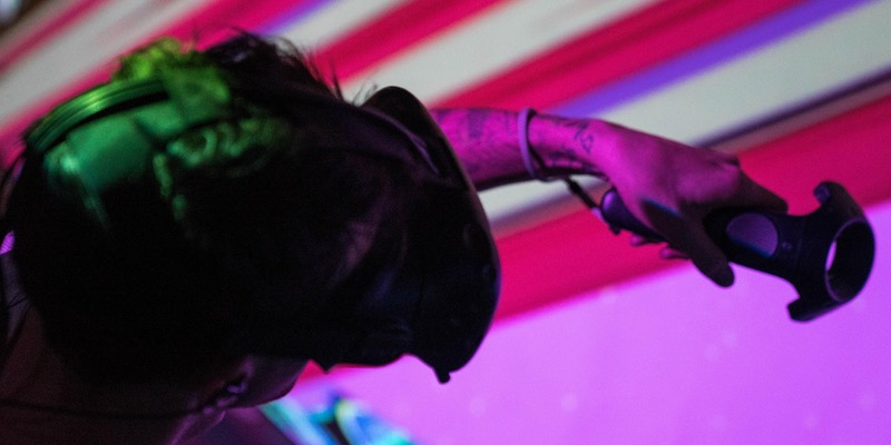 Virtual Reality As An Artistic Tool with New Media Artist, DreamBait