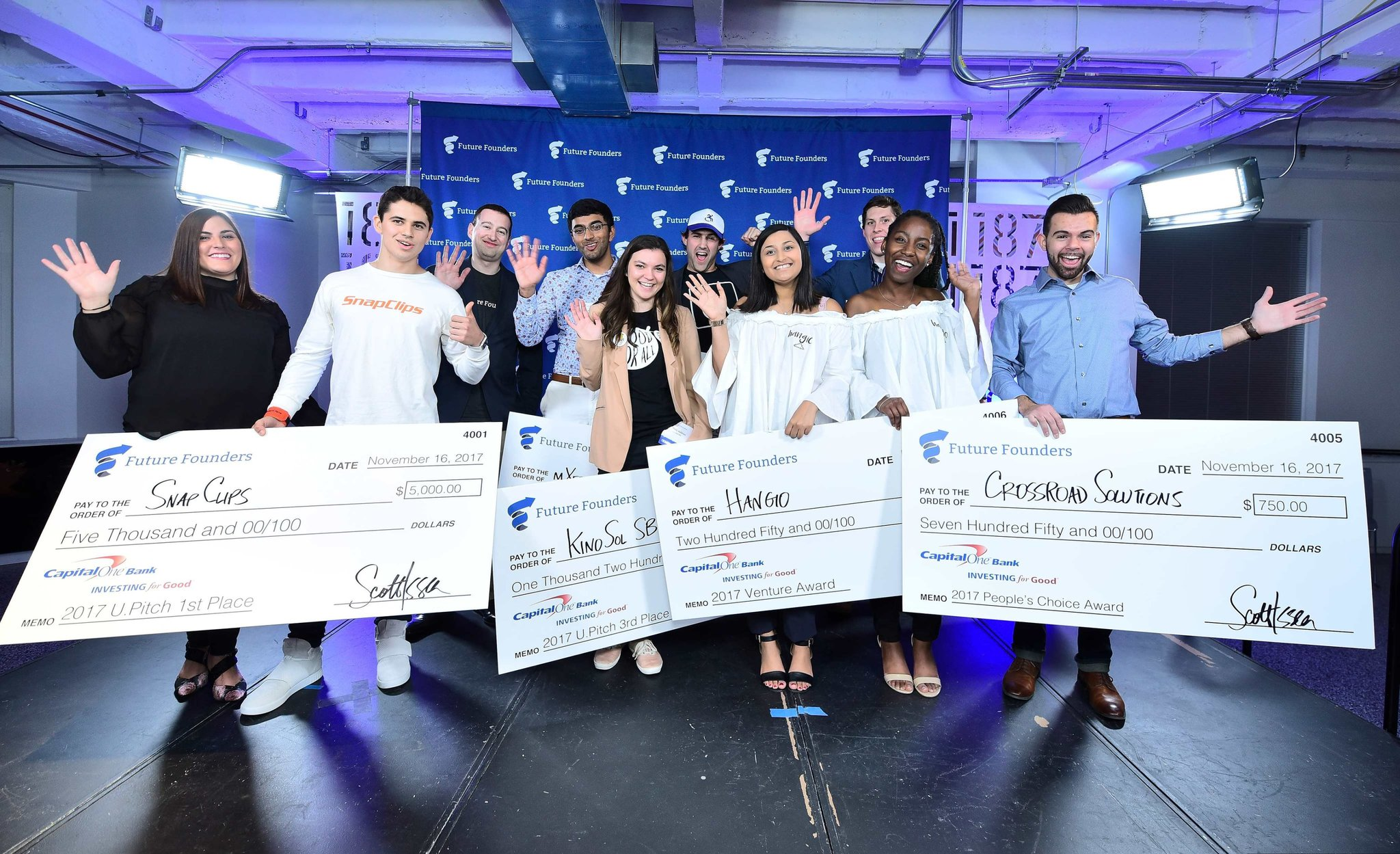 5th Annual U.Pitch National Elevator Pitch Competition & Showcase