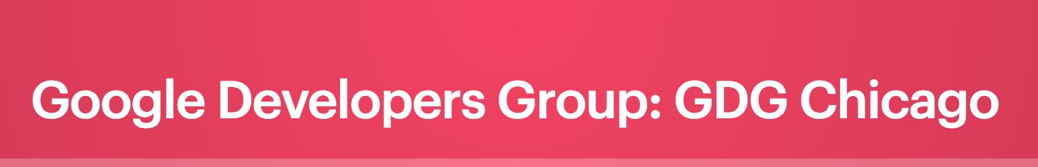 Google Developers Group Meetup: Privet Kotlin