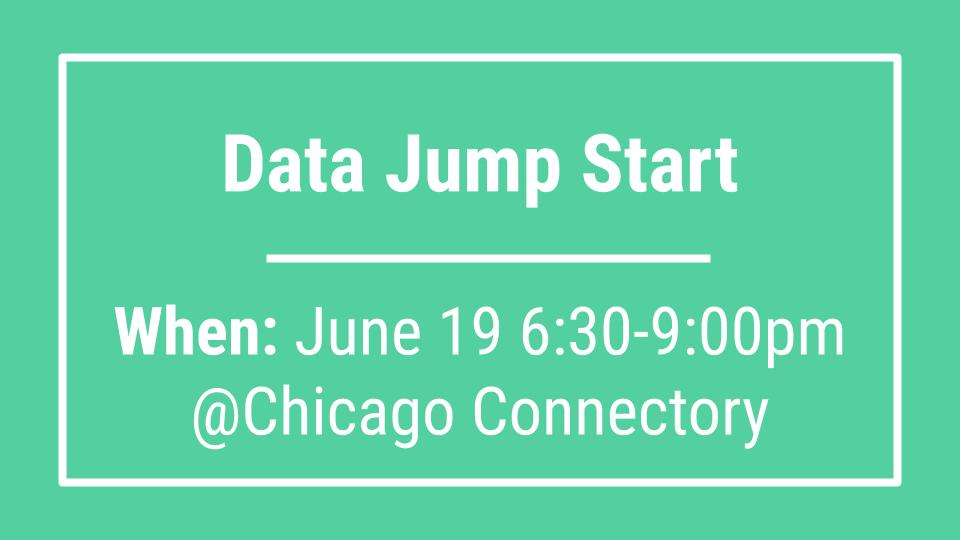 Data Jump Start