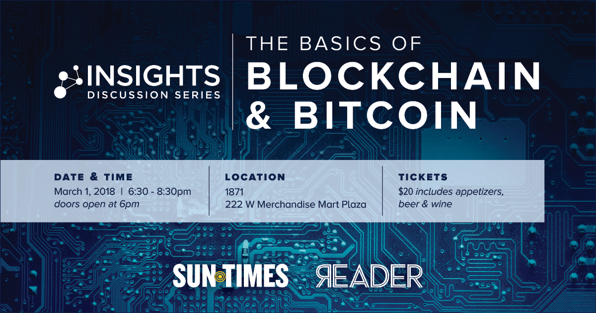 Insights Discussion Series: The Basics of Blockchain & Bitcoin