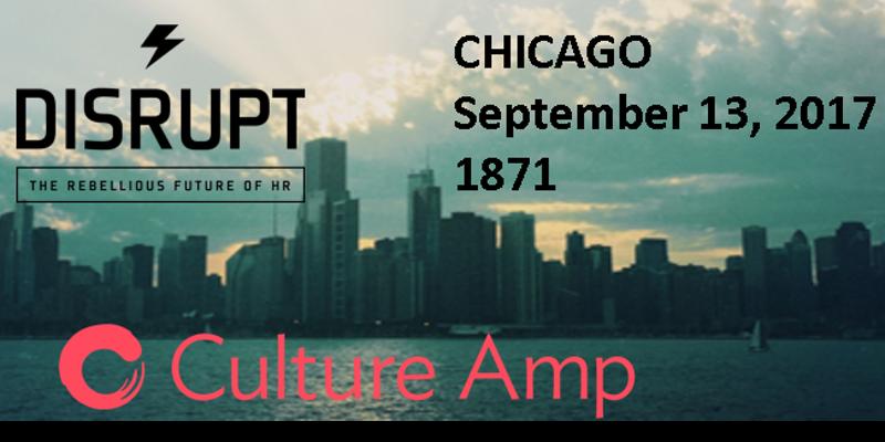 DisruptHR Chicago