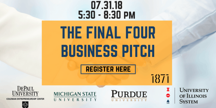 Final Four Pitch Competition