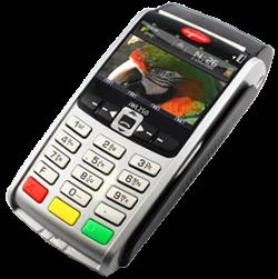 Ingenico IWL 250 Bluetooth Credit Card Terminal