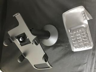 Verifone Vx805 Swivel and Tilt Stand and Full Device Protective Cover