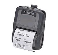 New Zebra QL420 Plus Mobile Receipt/Label Printer
