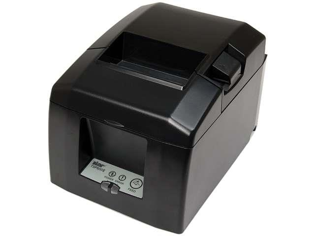 Star Micronics, TSP654IIE3-24 GRY US, Thermal Printer, Ethernet