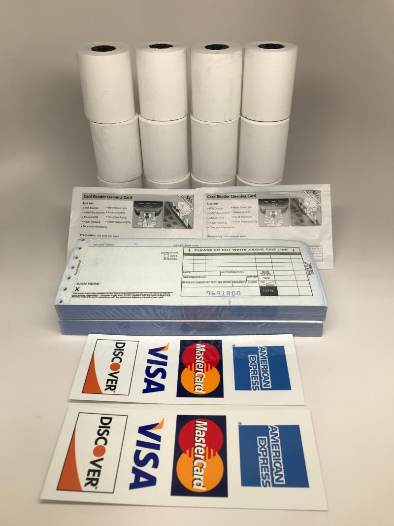Credit Card Terminal Maintenance Kit