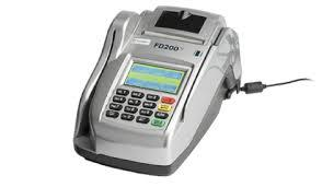New FD-200Ti Credit Card Terminal
