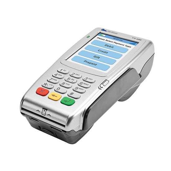 Verifone Vx680 3G EMV Wireless Bundle with 18-Month Warranty