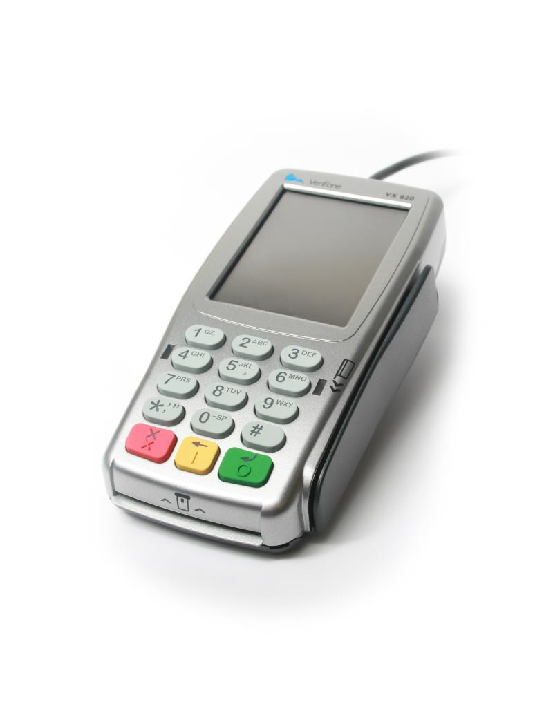 Refurb Verifone Vx820 Pin Pad with Carlton 500 Encryption