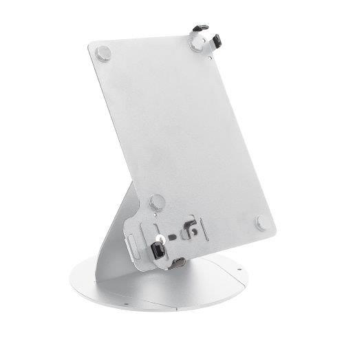 MMF POS Lockable Tablet Stand for 9-10 Inch Tablets, White (MMFTS10106)